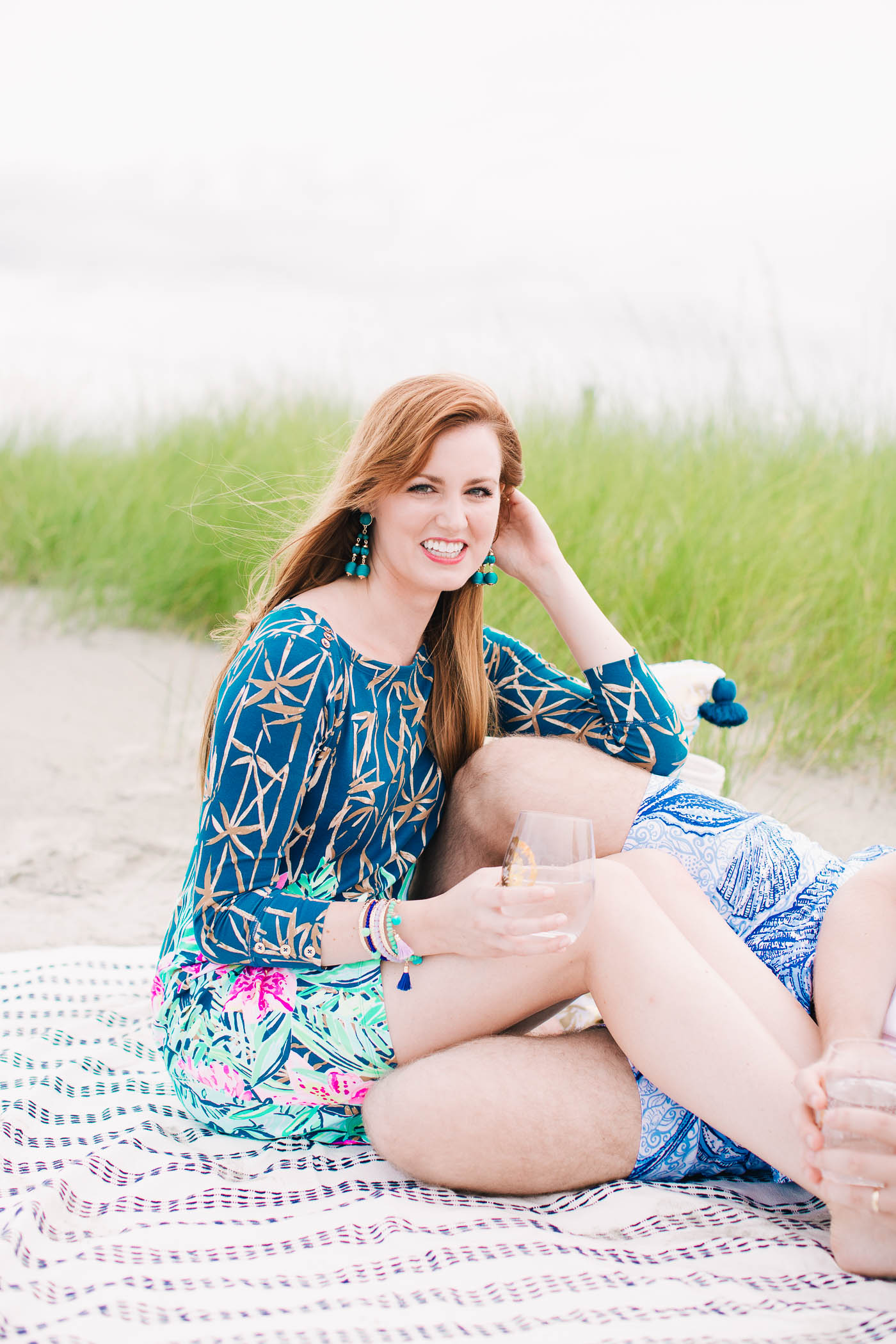 5 Tips for the Perfect Beach Picnic with Lilly Pulitzer
