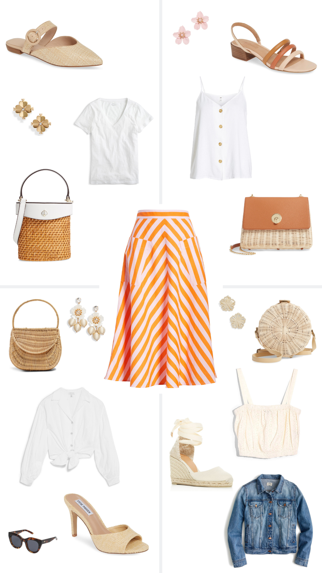 striped-midi-skirt-styled-four-ways