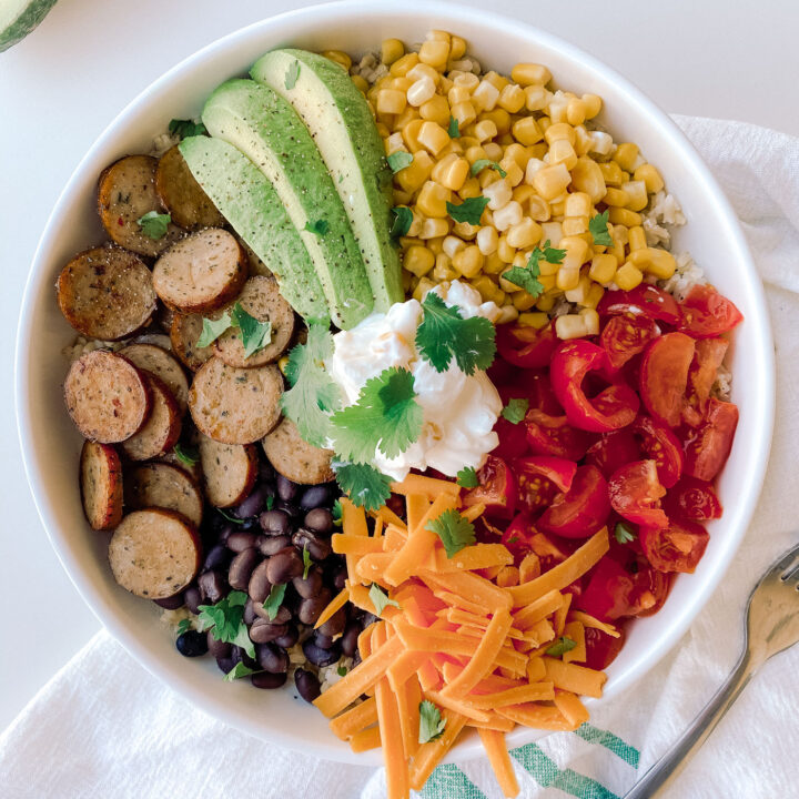 quick-easy-chicken-burrito-bowls