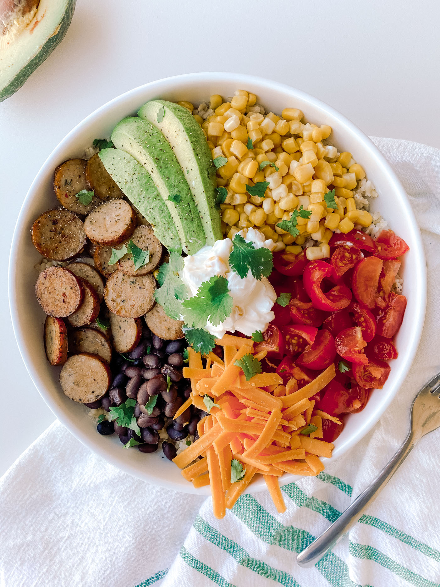 quick-easy-chicken-burrito-bowls