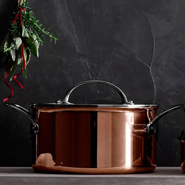 Copper Stockpot